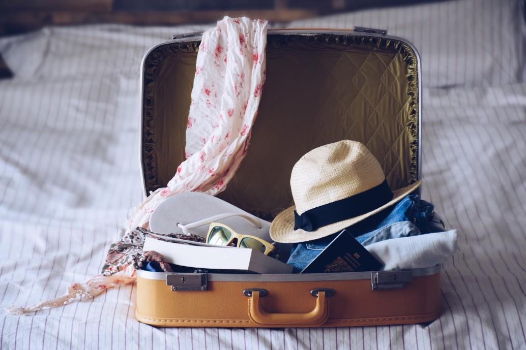 Kofferpacken: die wichtigsten Tipps für das Reisegepäck