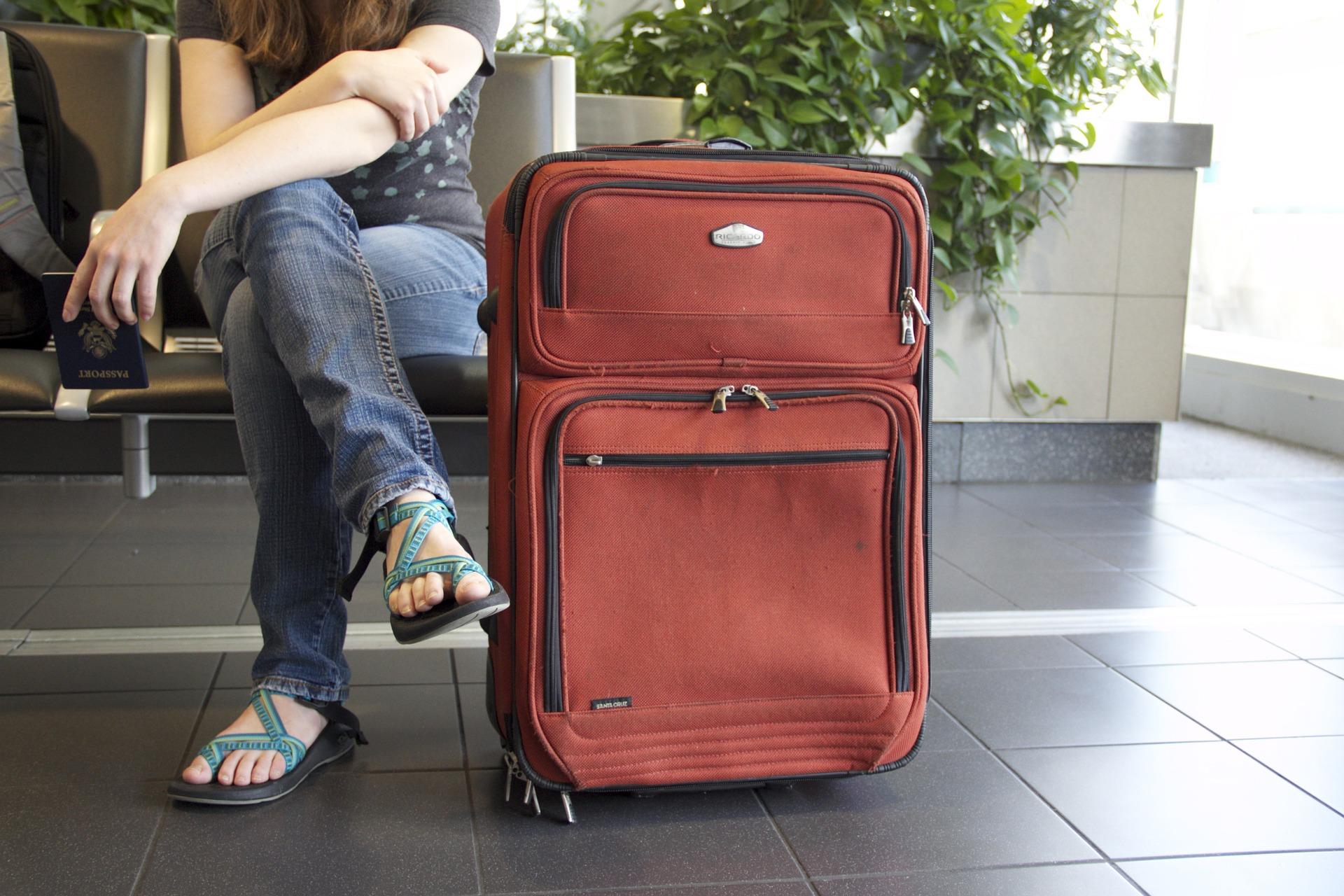 Koffer und Rucksäcke im Vergleich